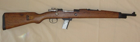 mauser conversions